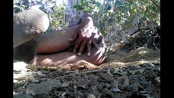 video in forest the rape Short socado no rabo