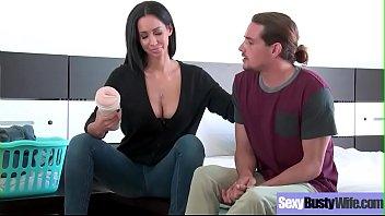 bukkaki wife big boob double anal Jessica black takes cock into mouth