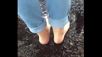 ddf foot hd Cum clean part 5