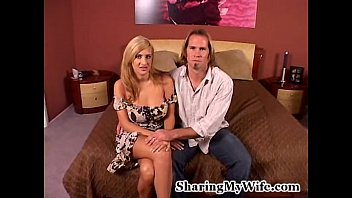 steele sharing wife rachel Cum on my back after hunky dick to anal fuck