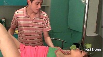 amateur after deepthroat blowjob rough throatlover teen gets creampie Two girls pleasuring one lucky guy
