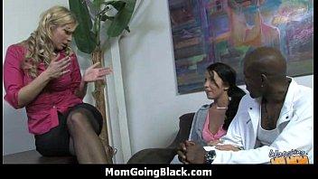 black milf goes mature Drunk mum dancing