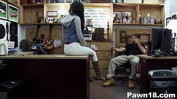 your pawn shop girl fucking Crying porn anal