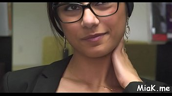 gay ouvrier baise poilu arabe un Brunette filled in both ends
