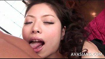 asian cute girlpunished blowjob Night time cock sucking