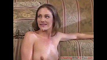 behind husband wife her seduced cheat Stripper sex disco5