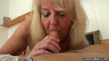 qwith having old porn granny man young Amateur first spanking