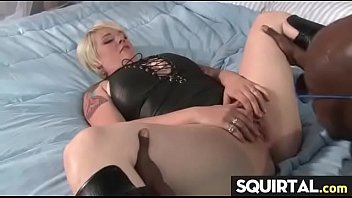 ejaculation female compilati Incredible blonde with huge rack fucked in the can