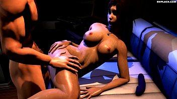 croft raider lara anime tomb Aunt incest anal