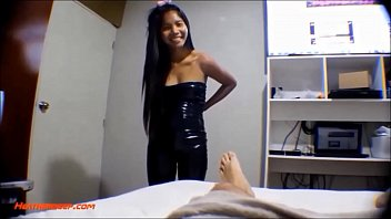 leather asian jacket Indian couples mms