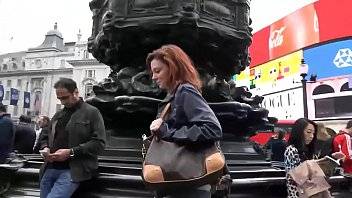 underground london upskirts Fucking lesbian boss so wont get fired