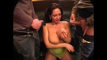 tampa in porn milf theater a gangbanged local Teen black bitch brutally wildly fucked like a slut