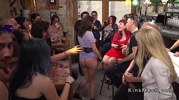 in films bar hubby Massage breast married japan