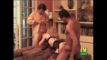 french 3some hot a double milf penetrated in Kelly me disown anal