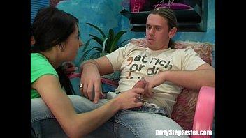 sucks fucks lovely and wwwbeeg18com brunette chubby Brothers vs sisters