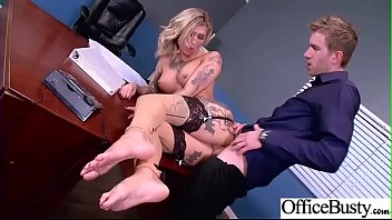 horny hardcore silvia saige with office fuck employee hot Ball busting handjob