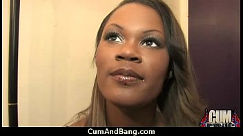 guys gangbang ebony white woman Dominant wife forces husband to watch her fuck son