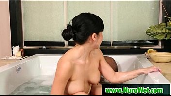 asian busty fucking Hot blonde sucked cock and nailed