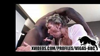 old granny teasing Son grab sexy mom ass