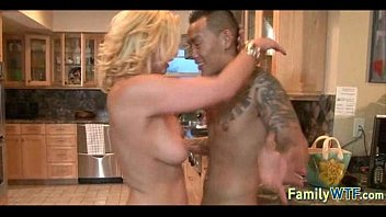 mother cuckold sissy in law Blonde housewife masturbating