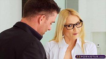 glasses stripper real blonde Amateur hairy girls dressed undressed videos