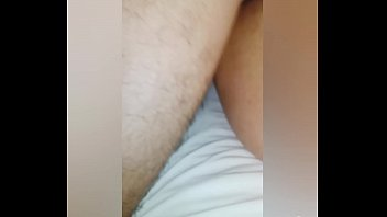 over friend cousin and sleep Hairy strong orgasm