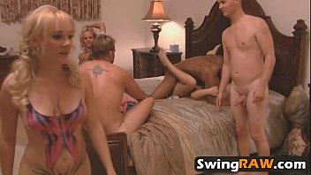 haze and foursome nikki jenna jayne Big butt babe devon lee gets anal