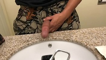 sink in son stuck helps Momther fucking her son englan