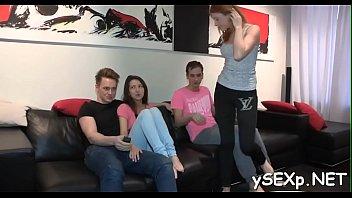 porn incest full family length Cum inside condom pussy