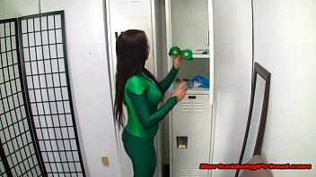 room locker in abused Cock mistress electro