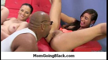 with openup black monster pussy Busty white amateur sucks boyfriends black dick