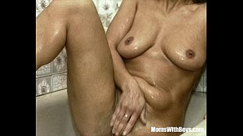 gets in fucked view1986babe bathroom Step ass munching threesome