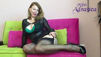 nylon mistress footjob5 two Wife join me