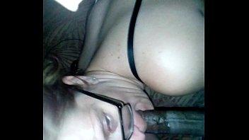 nerd girl glasses Straight video 7730