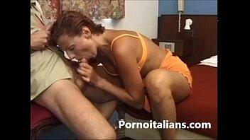 italian pompino amateur Wife crazy fucks son