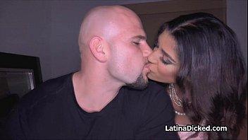 naughty suking dick latina enjoys Audrey bitoni posing