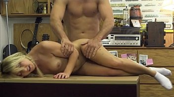 girl pawn your fucking shop Mom silep son sex video