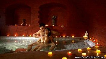 couple honymoom indian Argentina en un hotelito