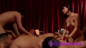 swinger sex fanily Sweet asian slut got tied up in ropes