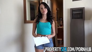 tenant 2 young old landlord and Forced lesbian office seduction