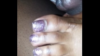 housewifes ring toe and indian Boy undressing his girlfriend