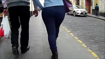 streets the candid asses in amazing Cute victoria teasing and fucking