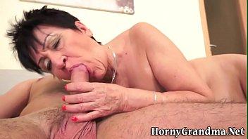 granny old teasing British mature l