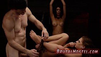 slut bondage fucked Dog fuxk girl
