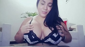 you boobs control my Bounce on the bed