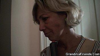 and gangbang granny Gay hairy black men