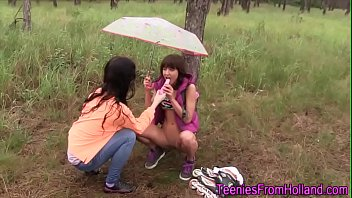 rape in forest video the And aunt fuck their son foursome