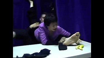 her feet licks girl Hot juicy milf devils films
