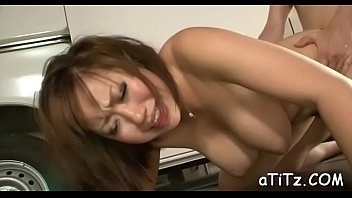 tranny abused japanese Wife tricks husband into fucking her