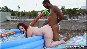 and white foursome black couple Mother and girl lesbian